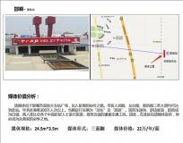 邯郸高铁站广告牌招商