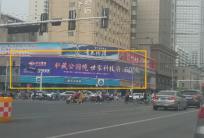 石家庄勒泰商圈附近LED大屏广告