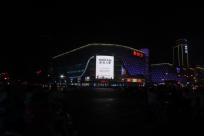 【巨森户外】石家庄中山路商圈LED广告屏整合代理招租电话